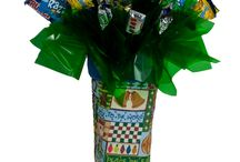 "Sweet Sendings ""Thanksgiving and Christmas"" / Candy Bouquets"