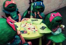 cumple marcos tortugas ninja