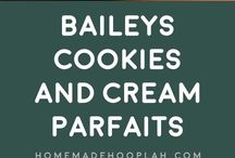 cookies and cream Bailyes