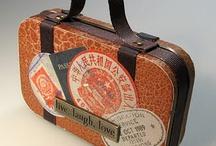 чемоданы винтажные