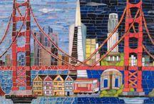 Mosaics / by Jamie Dowd