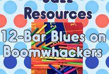 Jazz/blues resources