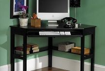 Home Office / by Becky McGowan
