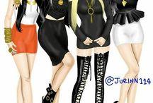 2NE1 FAN ART