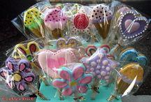 Vira dj / Icing cookies