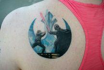 Star Wars tattoos / ...