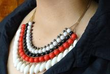 bijuterii hand made-necklace / coliere, margele, bratari, cercei