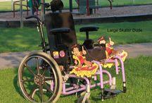 Pimp Your Wheelchair
