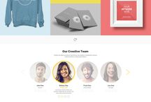web design inspiration / by Flavian Mihai