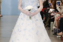 Oscar de la Renta Bridal Collection 2014