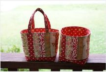 Fabric: Bags / by Ashley Logins-Miller
