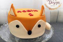 Gâteau anniversaire Margaux