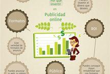 Publicidad online / Publicidad en internet y en medios sociales