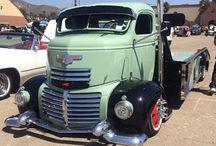 Vintage Buses-Van-Suburbans-Trucks / eski kamyon tobüs pıck up falan
