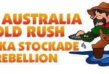 Australian History: Goldrush