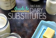 dairy free / by Anne Lynch