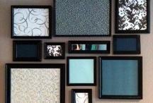Gallery Wall Ideas / by Megan Thornburg