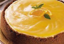 πορτοκαλιού γλυκά