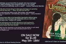 Sale! / Uprising is on sale NOW!