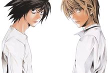 Light Yagami / Death Note