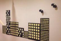 Party / Batman decorations