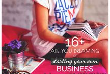 "Dream BIG / Entrepreneurs, Biz Owners & Leaders.  ""Live Your Dream!""  bpro - Be Profitable"