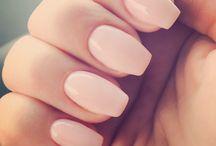 short gel nails