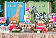 Party Ideas - Dessert Table Settings / by Tracy Toh
