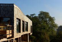 Eco Lodge mindcloud