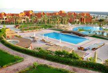 فندق جراند بلازا ريزورت, شرم الشيخ بمصر / يقع منتجع شرم جراند بلازا في خليج نبق
