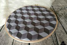 """Moodboard """"Fabric Weaving"""""""