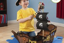 Pirate Ships / by Sweet Retreat Kids