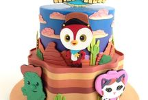 Children Cakes / by Ennas' Cake Design - Irina Salazar