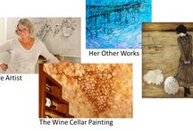 Wine Cellar Art for a Unique Custom Wine Cellar Design / Wine cellar installers and designers integrate wine cellar ideas that not only provide a distinct appearance to home wine cellars, but also speak volumes about the wine collectors themselves.