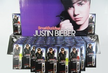 Singing: Justin Bieber / Here are all of our Justin Bieber products from Brush Buddies / by Brush Buddies