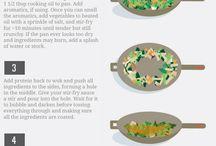 How to make stir fry/ sauce
