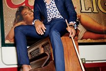Men's Fashion & Style GQ / This is a wall of men's fashion, suits, and style  / by S Mixon