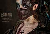 Post apocalyptic inspiration / Post apocalyptic costuming ideas for Larps and cosplay