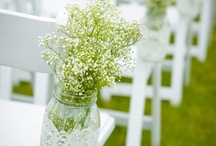 Outdoor Wedding / Outdoor weddings are huge! Look to Party Time Rentals for all your needs and help!