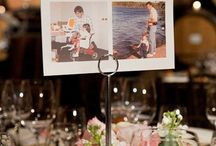 Table Names / Wedding Tables