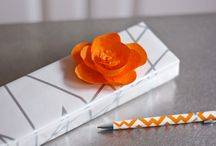 DIY - Paper Crafts / Things to make from paper Other than Cards and Scrapbooks / by Rashmi Ramakrishnan