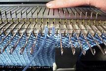 Роспуски / Машинное вязание