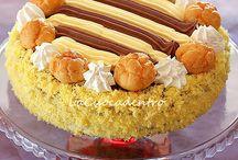 torte Sant Honorè