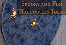 I :3 Halloween and autumn  / by Sarah FitzGerald