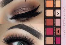 AnastasiaBH eye makeup x