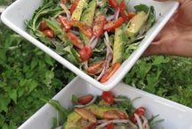 Salads  / by Randi Bohler