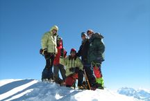 Peak Climbing Nepal / Peak climbing in nepal one of the best ever experience you have ever got.