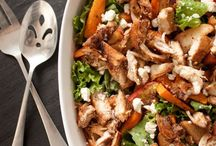 Fall and Winter Salads / Recipes for fall and winter salads.