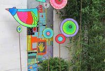 Arte de patio