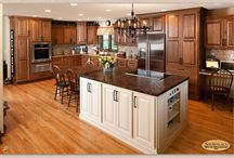 Comforts of Home - Showplace Cabinets / Chesapeake Door Style